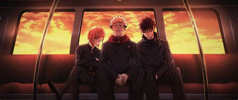 A collection of the top 37 jujutsu kaisen laptop wallpapers and backgrounds available for download for free. 2560x1080 Jujutsu Kaisen Characters 2560x1080 Resolution Wallpaper, HD Anime 4K Wallpapers ...