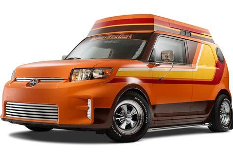 Milham Ford Toyota Scion by Scion Sema Concepts Include Retro Xb Fr S Targa
