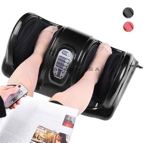 Yescom Kneading Rolling Foot Leg Massager Machine with