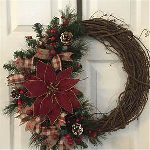 Best Grapevine Christmas Wreaths Products on Wanelo