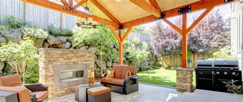 Design Ideas To Live Outdoors
