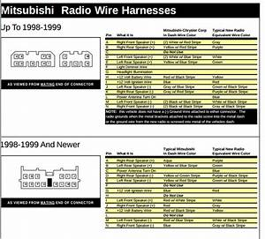 2015 Mitsubishi Lancer Radio Wiring Diagram