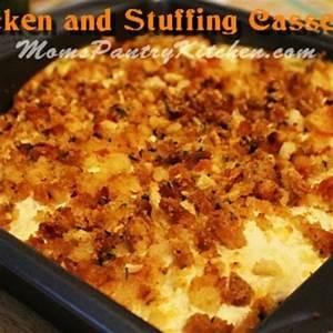 Chicken and Stuffing Casserole Recipes Pinterest