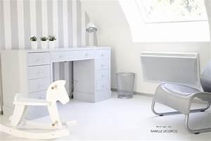 Chambre Enfant Moderne : chambre d 39 enfant claire et lumineuse isabelle leclercq design ~ Teatrodelosmanantiales.com Idées de Décoration