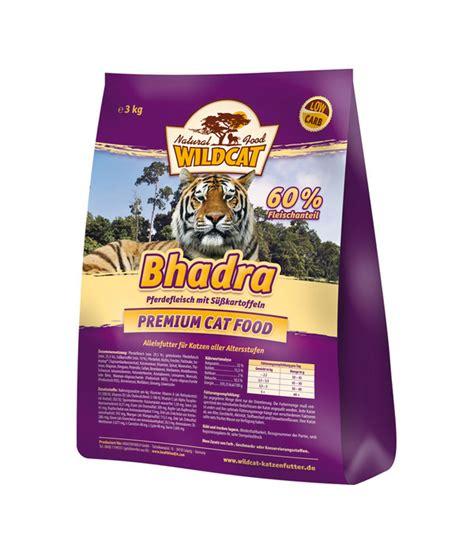 wildcat bhadra pferd suesskartoffeln trockenfutter  kg
