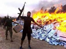 ISIS receive notes of support from EVERY continent after