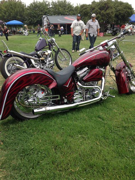 2005 Harleydavidson® Custom (red With Flames), Oakdale