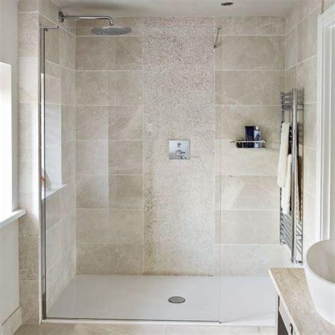Neutral Bathroom Tiles by Neutral Tiled Shower Room Bath Laundry Room 室内