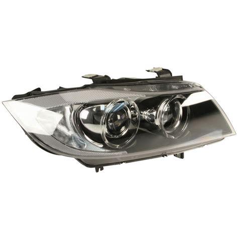 headlight xenon bmw bi e90 2007 e91 right 2006 2008 replacement