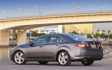 2010 Acura Tsx V 6 Widescreen Exotic Car Photo #11 Of 28