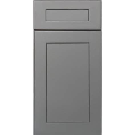 L Shaped Kitchen Layout Ideas - shaker gray cabinet door sle kitchen cabinets