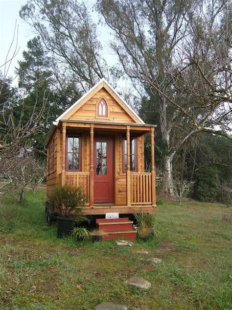 One Of Jay Shafer's Original Tumbleweed Tiny Houses For