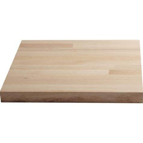 plan de travail cuisine bois brut etabli kreg fabriquer un plateau de travail