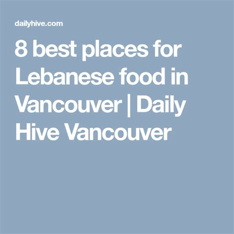 breakfast vancouver lebanese sandwich places dailyhive