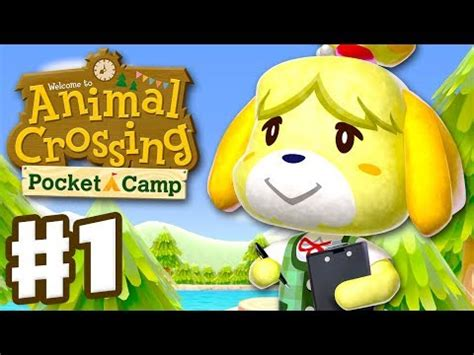 animal crossing pocket camp  pc