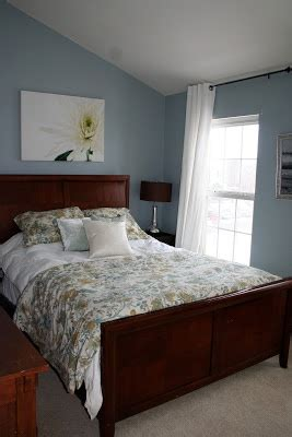 behr flint smoke master bedroom looks totally gray the swatch and in the can but is the