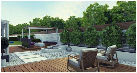 decoration terrasse exterieure moderne le specialiste de