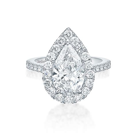 stefan diamonds engagement rings perth jeweller certified