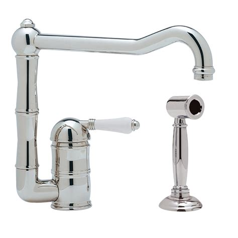 rohl country single handle kitchen faucet ebay