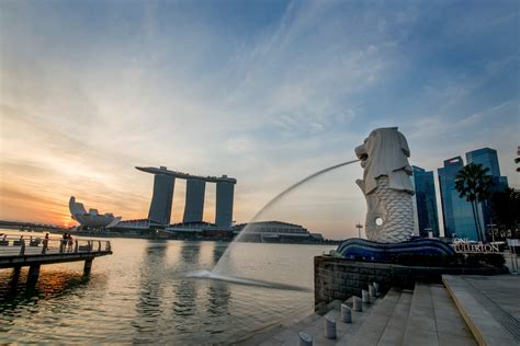 Merlion Park   Singapore   WhereTraveler
