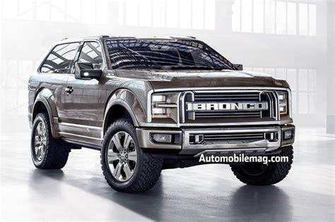 ford bronco rear hd wallpaper car preview  rumors