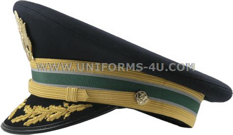 Us Army Service Cap For Field Grade Psychological