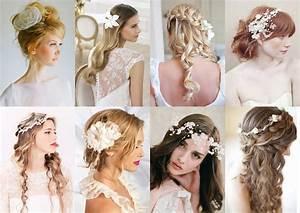 Beautiful Wedding Guest Hairstyles Fascinator Medium