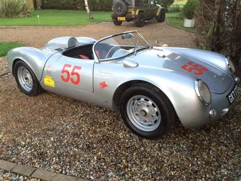 550 Porsche Spyder Recreation (1966)