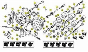 Need Speedo And Tach Mounting Brackets   Tr6 Tech Forum