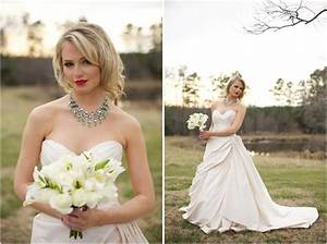 jewelry ideas for strapless wedding gown style guru With wedding necklaces for strapless dresses