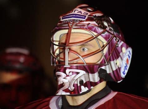 Jučers atzīts par turnīra labāko vārtsargu - Hokejs ...