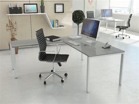 bureau avec retour informatique bureaux classiques droits comparez les prix pour