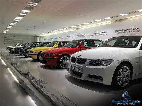 Bmw 300 Series Price by Visiting Munich S Bmw Museum In A Wheelchair