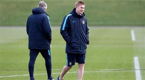 Kevin de Bruyne eyeing return to training by March-end ...