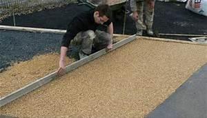 Moquette De Pierre Prix M2 : moquette de pierre drainante pour filtrer les eaux d ~ Dailycaller-alerts.com Idées de Décoration