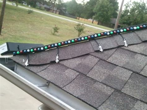 roof line christmas clips best 28 attaching lights to roof line mishap falling roof