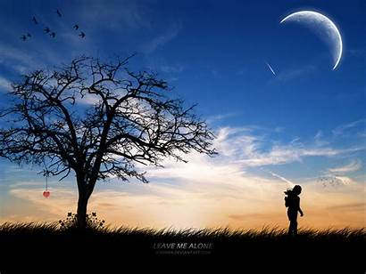 Alone Wallpapers Leave Sheikh Sufyan Posted