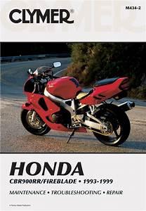 Honda Cbr900rr  Fireblade Motorcycle  1993