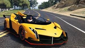 Lamborghini Veneno Roadster : 2014 lamborghini veneno roadster digital dials gta v youtube ~ Maxctalentgroup.com Avis de Voitures