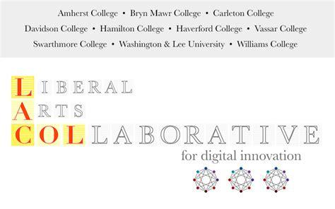 lacol page liberal arts collaborative digital innovation