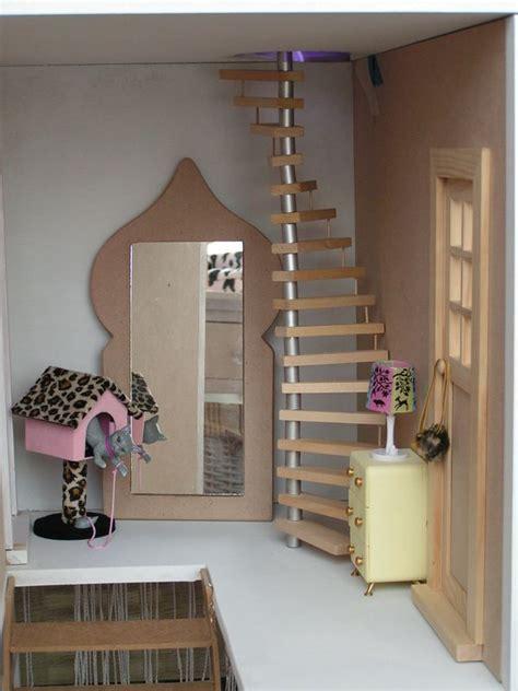 Premiers Défis  Les Escaliers Barbie   Histoire D