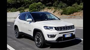 Jeep Compass 2018 Limited 2 0d Automatic Test Pl Pertyn Gl U0119dzi