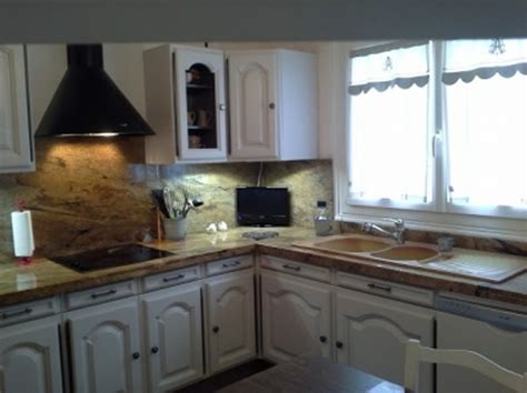une marguerite en cuisine stunning renover une cuisine rustique mlamin et relooker