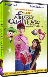 A Fairly Odd Movie - DVD Cover by alfa9delta on DeviantArt