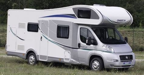 Fiat Chausson Flash 25 Motorhome for hire at Bristol
