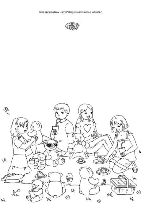 Printable Detailed Christmas Coloring Pages