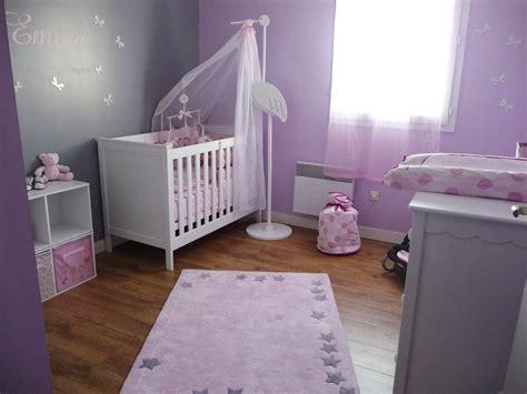 idee de decoration pour chambre de bebe fille visuel