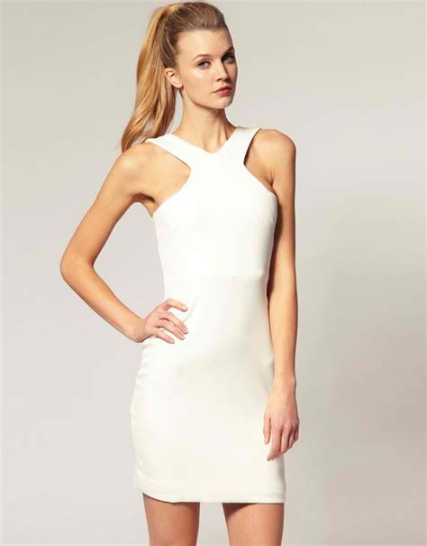 All White Dress \ Review Clothing Brand  Fashion Gossip