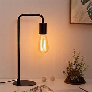 modern, table, lamp