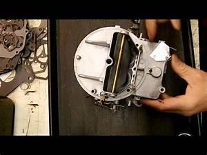 Motorcraft 2100 Carburetor Rebuild Series Identification Part 1